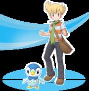Israel y Piplup Pokémon Masters.png