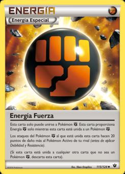 Energía Fuerza