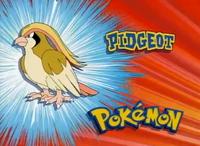 """Pidgeot en el segmento """"¿Quien es ese Pokémon?"""