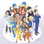 Entrenadores diseñados por Sanosuke Sakuma EpEc.png