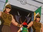 Guardias del Gimnasio de ciudad Verde