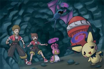 Segunda misión de Pokémon Ranger 2.png