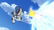 P14 Versión Negra Pikachu VS Sawk.png