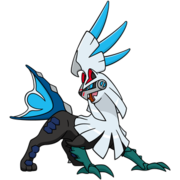 Silvally agua (dream world).png