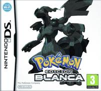 Carátula de Pokémon Blanco
