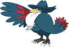 Honchkrow (anime DP).png
