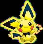 Pichu Color Pikachu.png