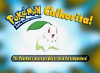 las hojas de este pokemon sirven para medir la temperatura