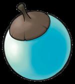 Ilustración de Bonguri azul