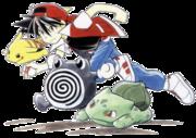 Artwork de Red con sus Pokémon.png