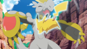 EP1049 Pikachu usando ataque rápido.png