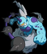 Artwork de la distribución de Thundurus del Festival de Pokémon legendarios.png