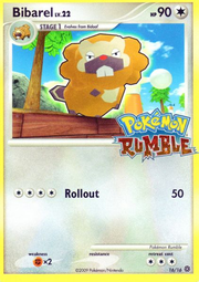 Bibarel (Pokémon Rumble TCG).png