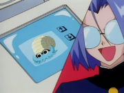 Imagen presentada en pantalla.