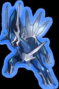 Artwork de la distribución de Dialga del Festival de Pokémon legendarios.png