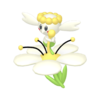 Flabébé blanca