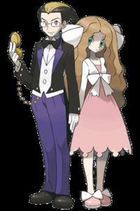 Kokuran y Catleya