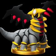 Trofeo de Giratina SSB4 (Wii U).png