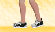 Zapatillas de Deporte Gris F.png
