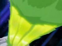 Shelgon usando dragoaliento.