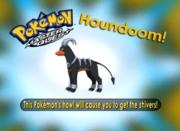 """""""Los ladridos de este Pokémon, te causarán escalofríos"""""""