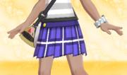 Minifalda Tartán Violeta.png