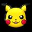 Pikachu motivado