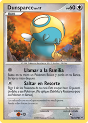 Dunsparce (Platino TCG).png