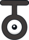 Unown T (dream world).png