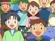 EP436 Entrenadores con sus pokémon.jpg