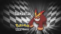 """Darmanitan en el segmento """"¿Quién es ese Pokémon?/¿Cuál es este Pokémon?"""""""