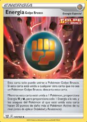 Energía Golpe Brusco (Estilos de Combate 141 TCG).png