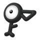Unown F HOME.png