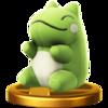 Trofeo de Muñeco Sustituto SSB4 (Wii U).png