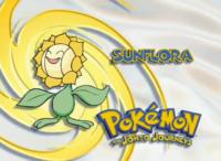 """Sunflora en el segmento """"¿Quien es ese Pokémon?"""""""