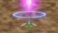 Flygon usando cometa draco.