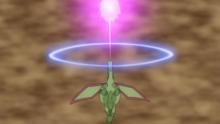 Flygon salvaje usando cometa draco.