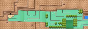 Mapa de la ruta 4