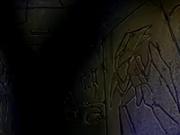 Jeroglífico con forma de Kabutops