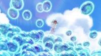 Pachirisu usando Pared burbuja.