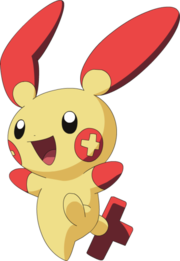 Plusle (anime AG).png