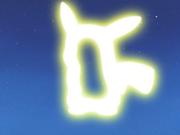 Luces de Volbeat e Illumise con forma de Pikachu.