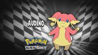 """Audino en el segmento """"¿Quién es ese Pokémon?/¿Cuál es este Pokémon?"""""""