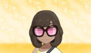 Gafas de Sol Mariposa Rosa.png