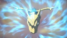 Charizard usando picado supersónico