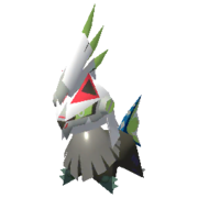 Silvally bicho Rumble.png