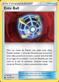Carta Ente Ball