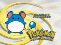 """Marill en el segmento """"¿Quien es ese Pokémon?"""""""