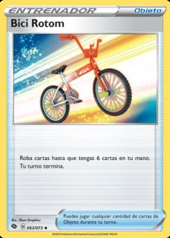 Carta Bici Rotom