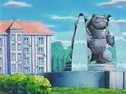 Estatua de Blastoise